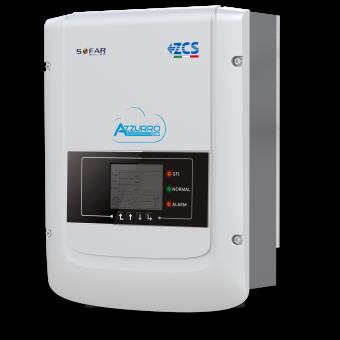 Azzurro TL 1000 - 3000W AC, Einphasiger Wechselrichter