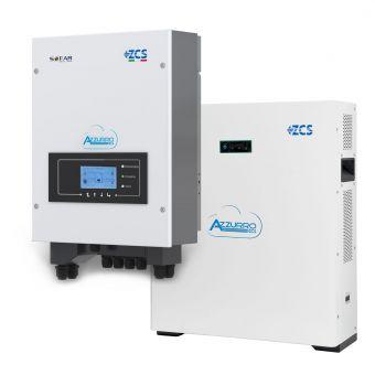 Azzurro 3000SP-Speicherset 8,9 kWh