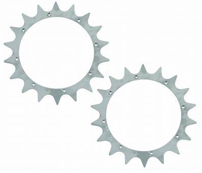 Radkrallen-Set (2 Stück) für L30/L200/L210