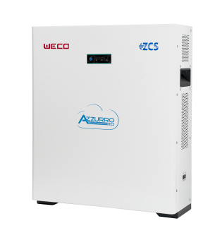 Azzurro WECO Batterie HeSu4k4