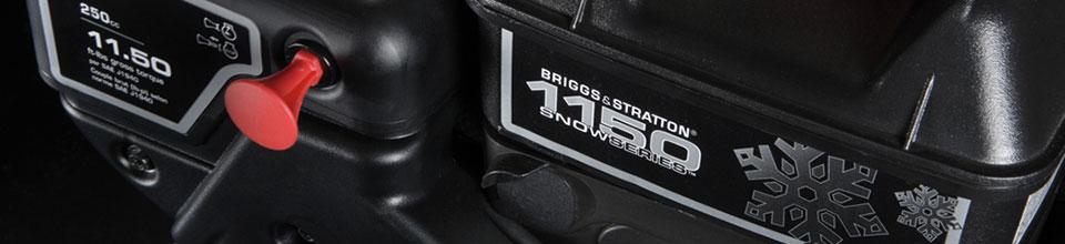 Briggs & Stratton Snow Series Motor